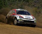 COLIN McRAE 03 FORD FOCUS (RALLY)  PHOTO PRINT