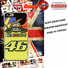 Valentino Rossi 46 Doctor Matt Clear Hard Case for iPhone 6/6 Plus/5/5S IP058