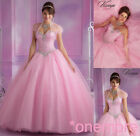 STOCK Princess/Evening/Prom/Party/Quinceanera/Pageant/Cocktail dress/Ballgown