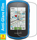 3x Clear Anti-Glare LCD Screen Protector for Garmin eTrex Touch 25 35 35t GPS