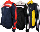 Mens Adidas Originals Europa Adi TT Trefoil Track Top Jacket Polyester Zipper