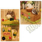 New Cute My Neighbor Totoro Plush Doll Home Tissue Box Cover Toilet Paper Holder
