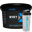 WHEY PROTEIN POWDER - MUSCLE GROWTH - WHITE CHOC TRUFFLE - BY MATRIX NUTRITION