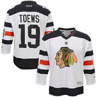 Kids Chicago Blackhawks 19 Jonathan Toews 2016 Stadium Series Replica Jersey