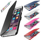 """For 4.7"""" iPhone 6 6S Plus Magnetic Flip Slim PU Leather Hard Phone Case Cover"""