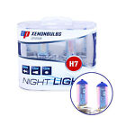 H7 Night Light Headlight Bulbs - 12v Xenon +90% Brighter White AP v6