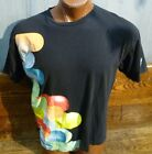 Tic Tac Black T-Shirt Adult Extra Large Hard Mints By Ferrero Started 1969