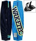 WAKETEC Wakeboard WildRide 138 cm, Package mit OnSet Bindung