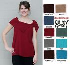 OH MY GAUZE Cotton BIRD Big Collar A-Line Top 1 (S/M) 2 (L/XL)  2014 DISC COLORS