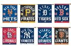 MLB Team Vertical Flag / Banner Year Established Wincraft 27in x 37in on Ebay