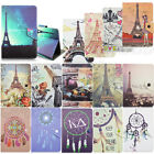 paint pu leather flip stand cover case
