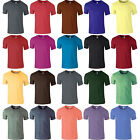 Mens Gildan Cotton Softstyle Soft  Ringspun Plain T Shirt To