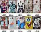 For Microsoft Nokia Lumia 950XL 950 XL Hard Case Cover Tower Fish Rose Tiger Owl