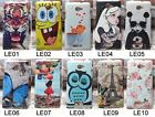 for Acer liquid S1 S510 Case Cover PC Hard Baby Owl Tiger Rose Panda Tower Girl
