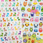 Photo DIY Animal Planner Diary Stickers Biscuits Scrapbook Calendar Decor CAOZ