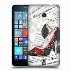 HEAD CASE DESIGNS FASHION COLLAGE HARD BACK CASE FOR NOKIA PHONES 1