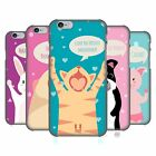 HEAD CASE DESIGNS DARLING PETS HARD BACK CASE FOR APPLE iPHONE PHONES