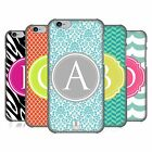 HEAD CASE DESIGNS LETTER CASES HARD BACK CASE FOR APPLE iPHONE PHONES