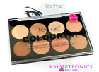 New Technic Colour Fix Contour Cream Foundation Bronzer Blusher Powder Palette