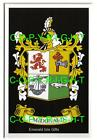 MCDONALD Family Coat of Arms Crest - Choice of Mount or Framed