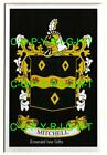 MITCHELL Family Coat of Arms Crest - Choice of Mount or Framed