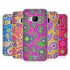 HEAD CASE DESIGNS PSYCHEDELIC PAISLEY SOFT GEL CASE FOR HTC PHONES 1