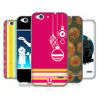 HEAD CASE DESIGNS HEADCASE MIX CHRISTMAS COLLECTION SOFT GEL CASE FOR ZTE PHONES