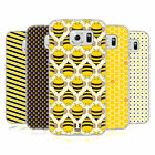 HEAD CASE DESIGNS BUSY BEE PATTERNS SOFT GEL CASE FOR SAMSUNG PHONES 1