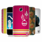 HEAD CASE DESIGNS HEADCASE MIX CHRISTMAS COLLECTION GEL CASE FOR MOTOROLA PHONES
