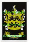 O'ROURKE Family Coat of Arms Crest - Choice of Mount or Framed