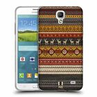 HEAD CASE DESIGNS KNITTED CHRISTMAS SOFT GEL CASE FOR SAMSUNG PHONES 4