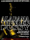 Alabama Thunderpussy Frank Kozik Limited Edition Print