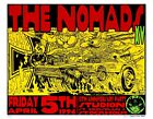 The Nomads Frank Kozik Limited Edition Print