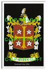 SCULLY Family Coat of Arms Crest - Choice of Mount or Framed