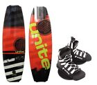 Base Sports Manuel Unite Wakeboard Unite Wakeboardbindung red
