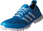Adidas Climacool Golf Shoes F33225 Shock Blue/White Mens New