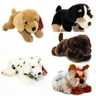 Keel Toys Linea Laying Dogs peluche Cagnolini