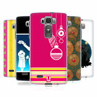 HEAD CASE DESIGNS HEADCASE MIX CHRISTMAS COLLECTION SOFT GEL CASE FOR LG G FLEX2