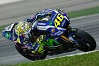 Valentino Rossi - Yamaha 2016 - A1/A2/A3/A4 Photo/Poster Print - Sepang Test #9