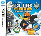 Club Penguin: Herbert's Revenge (Nintendo DS), Very Good Nintendo DS, Nintendo D