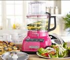 New KitchenAid 9-Cup Wide Mouth Food Processor KFP0930 Large Exact Slice 7 Color cheap