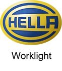 HELLA Xenon Work Light Flood Lamp 1GA996142-301
