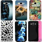 SILICONE GEL CASE COVER SKIN FOR SAMSUNG GALAXY J5 SM-J500 MOBILE +  FREE SP