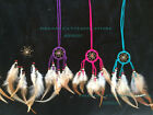 2016 new arrival free shipping dream catcher necklace DIA 1.77 inch