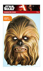 OFFICIAL Star Wars 2D Card Party Face Masks Mask lot World Book Day Fancy Dress