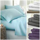 Hotel Quality Ultra Soft 4-Piece Bed Sheet Set - 4 Luxury Patterns