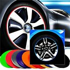 Rimblades Alloy Wheel Edge Ring Rim Protectors Tyres Tire Guard Rubber Moulding