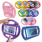 Cute Baby kids Toddler STEERING WHEEL Shockproof EVA Foam Stand Case for Tablets