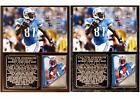 Calvin Johnson #81 Detroit Lions 2007-2015 Photo Card Plaque Retired on eBay
