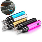 Car Aux Audio 3.5mm Wireless Bluetooth Receiver Music Adapter for Radio Speakers